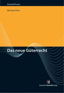 Michael Klein - Reform des Rechts der Zugewinngemeinschaft
