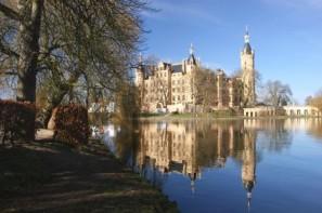 Schwerin, Schloß und Landtag