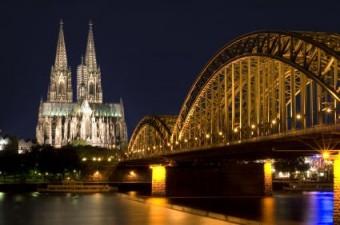 Köln - Panorama Dom