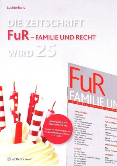 Fachanwälte Familienrecht Regensburg - FuR-Seite1